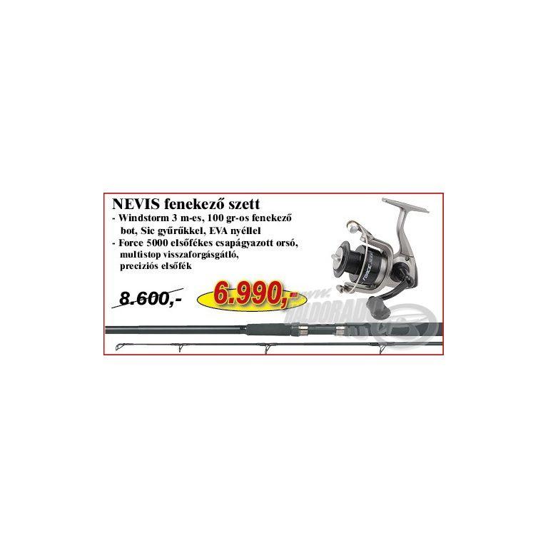 NEVIS Fenekező szett (KB-375)