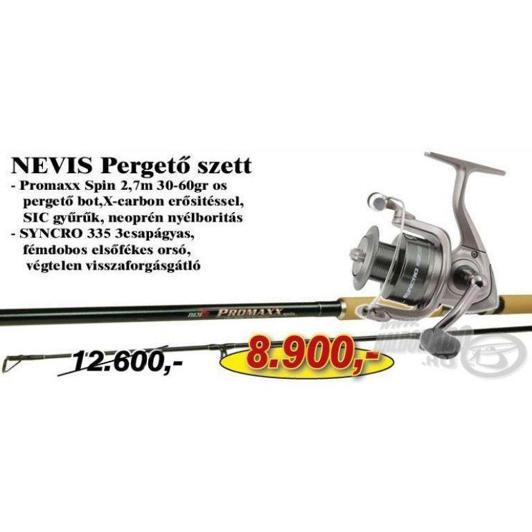 NEVIS Pergető szett 6 (KB-433)
