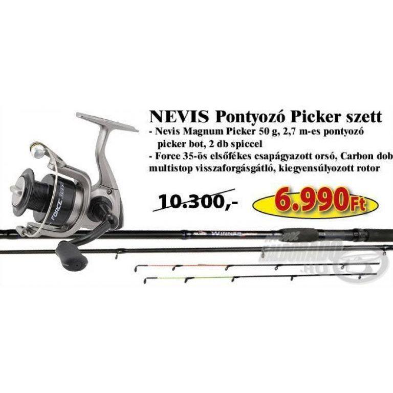 NEVIS Pontyozó Picker szett 2 (KB-437)