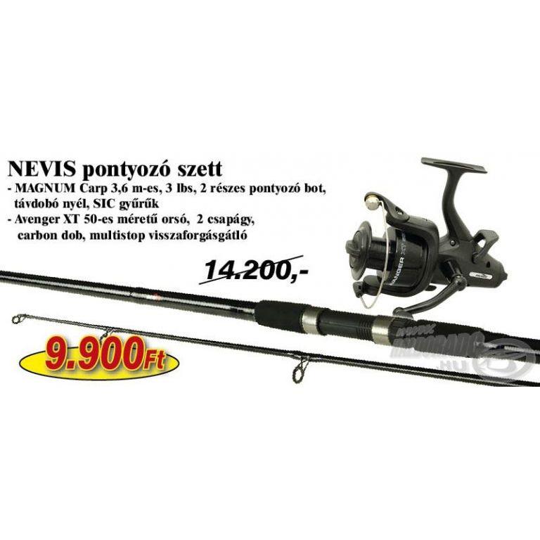 NEVIS Pontyozó szett (KB-426)