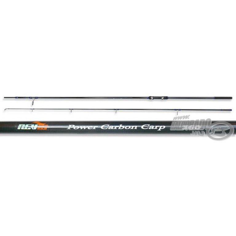 NEVIS Power Carbon Carp 360 3 Lbs 2 részes