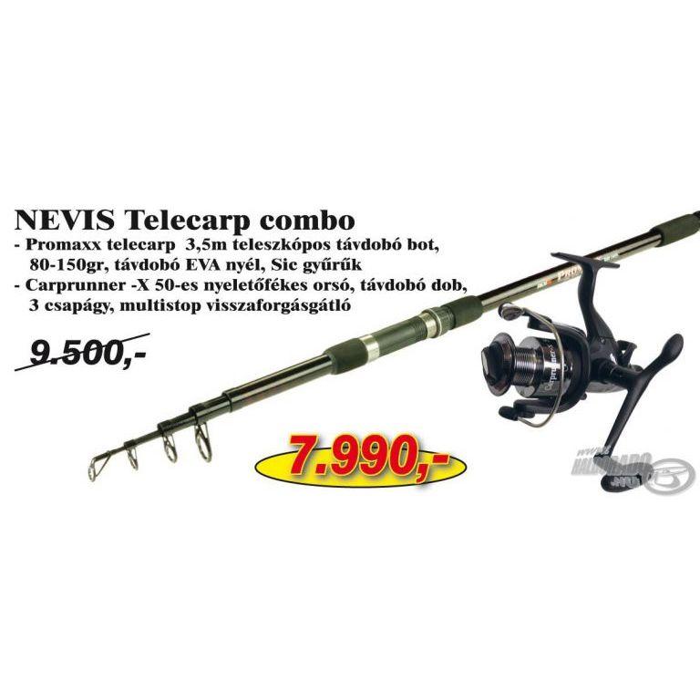 NEVIS Telecarp Combo (KB-366)