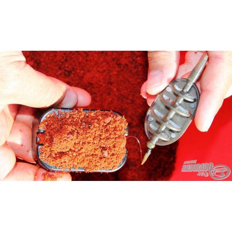 PRESTON Method Feeder kosár S Inline 15 g