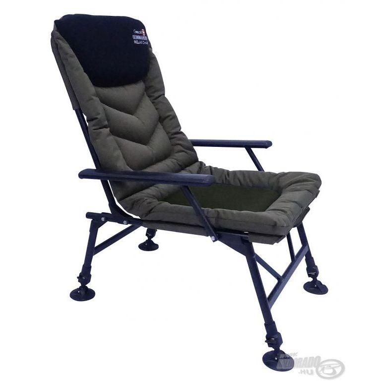 PROLOGIC Commander Travel Fotel fix háttámlával