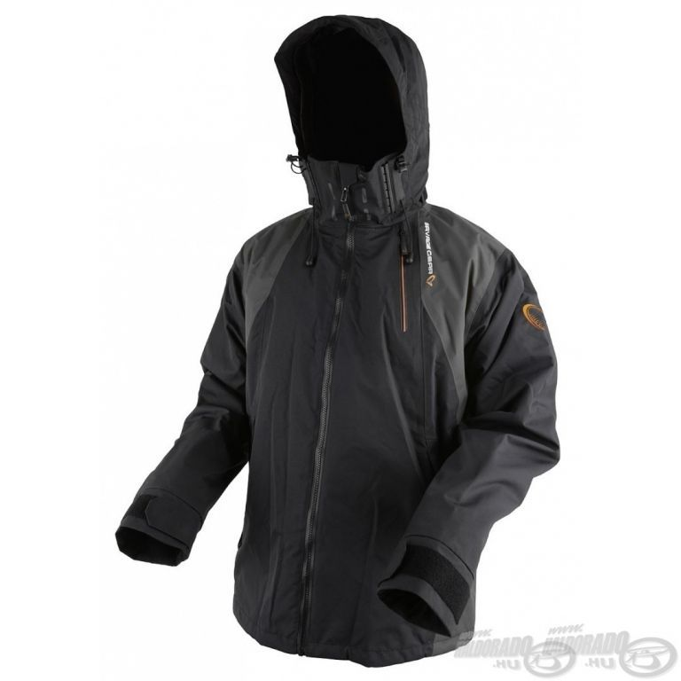 SAVAGE GEAR Black Savage Jacket S