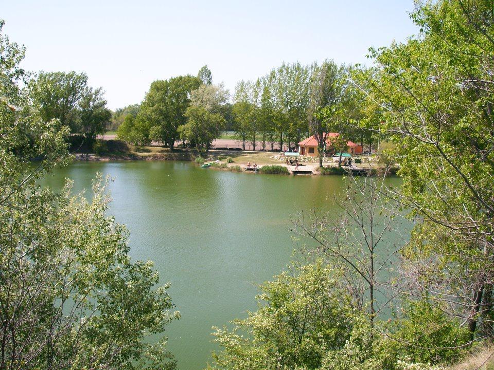 Alsónémedi Öreg tó