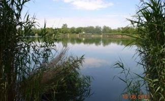 Csánigi Kavicsbánya-tó