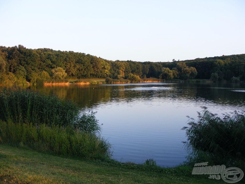 Galgahévizi horgásztó (Bika tó)