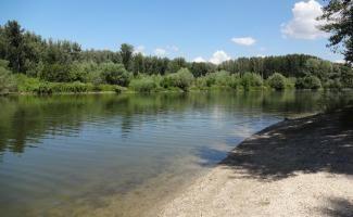 Győr Mosoni-Duna holtág