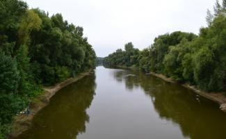 Rába folyó és hullámtéri mellékágai
